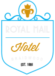 Royal Mail Hotel Braidwood Logo