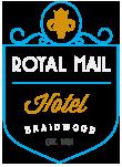 Royal Mail Hotel Braidwood Logo